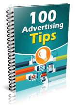 100AdvertisingTips mrrg 100 Advertising Tips