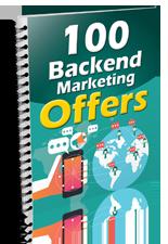 100BackendMrktngOffers mrrg 100 Backend Marketing Offers