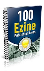 100EzinePublishIdeas mrrg 100 Ezine Publishing Ideas