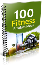 100FitnessProductIdeas plr 100 Fitness Product Ideas