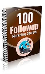 100FollowupMrktngSecrets mrrg 100 Followup Marketing Secrets