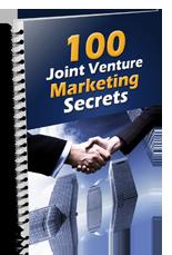 100JVMarketingSecrets mrrg 100 Joint Venture Marketing Secrets