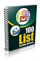 100ListBuildMethods mrrg 100 List Building Methods