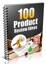 100ProductReviewIdeas plr 100 Product Review Ideas
