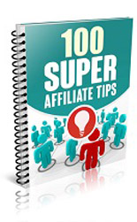 100SuperAffTips mrrg 100 Super Affiliate Tips