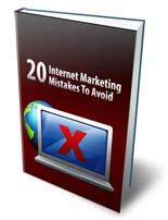 20IMMistakesToAvoid mrrg 20 Internet Marketing Mistakes To Avoid