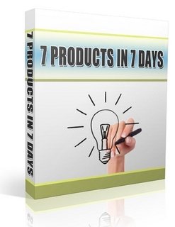 7ProductsIn7Days 7 Products In 7 Days