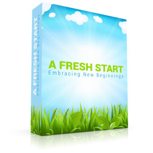 AFreshStart  A Fresh Start