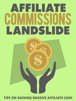 AffCommissionLandslide mrrg Affiliate Commissions Landslide