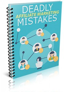 AffiliateMarketingMistakes Affiliate Marketing Mistakes