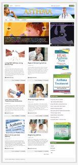 AsthmaNicheBlog plr Asthma Niche Blog