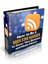 BeARockStarBlogger p How to be a Rock Star Blogger
