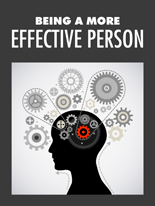 BeMoreEffectivePerson mrrg Being A More Effective Person