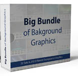 BigBundleBgGraphics p Big Bundle Of Background Graphics