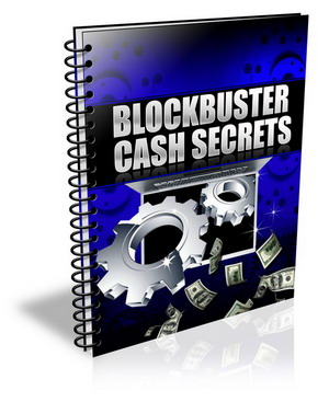 BlockbusterCashSecrets Blockbuster Cash Secrets