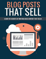 BlogPostsThatSell mrr Blog Posts That Sell