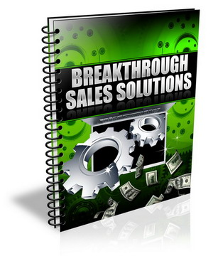 BreakthroughSalesSolutions Breakthrough Sales Solutions