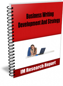 Business Writing m 218x300 Business Writing Development And Strategy