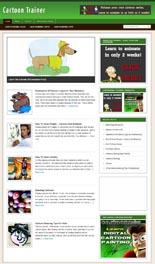 CartoonNicheBlog p Cartooning Niche Blog