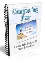 ConqueringFearNews plr Conquering Fear Newsletter