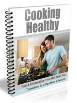CookingHealthy plr Cooking Healthy
