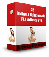 DatingRelationshipsV18.7856 25 Dating And Relationship PLR Articles V 18