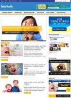 DentalHealthBlog pflip Dental Health Niche Blog