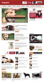 DogWorldBlog pflip Dog Niche Niche Blog