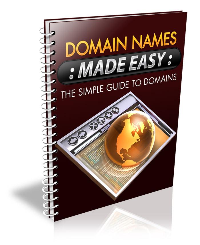 DomainNamesMadeEasy Domain Names Made Easy