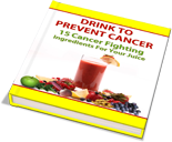 DrinkPreventCancer p Drink To Prevent Cancer