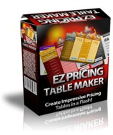 EZPricingTableMaker mrr EZ Pricing Table Maker