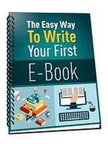 EasyWayWriteFirstEbook plr The Easy Way To Write Your First Ebook