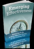 EmergEffectiveness mrr Emerging Effectiveness