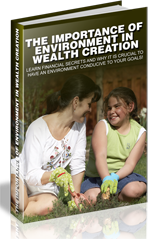 EnvironmentWealthCreation plr The Importance Of Environment In Wealth Creation
