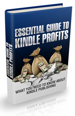 EssGuideToKindleProfits mrr Essential Guide To Kindle Profits