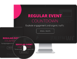 EventCountdownPlugin p Regular Event Countdown Plugin