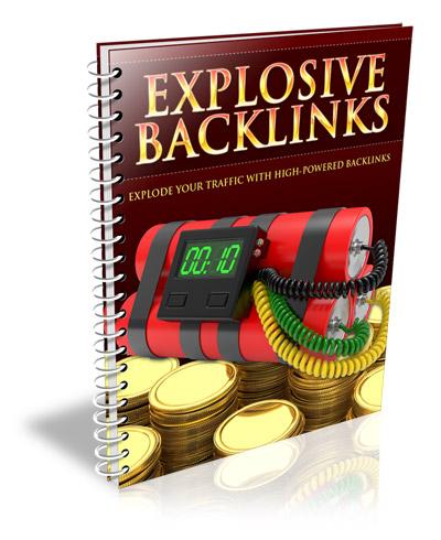 ExplosiveBacklinks Explosive Backlinks