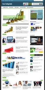 ForexTradingBlog pflip Forex Trading Niche Blog
