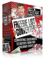 FreebieListConverter p Freebie List Converter