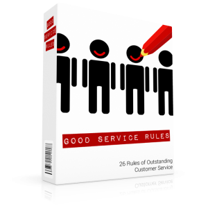 GoodServiceRules Good Service Rules