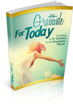 GratitudeForToday mrr Gratitude For Today