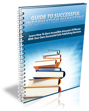 GuidetoSuccessfulInformationMarketing Guide to Successful Information Marketing