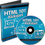 HTML101Kickstart plr HTML 101 Kickstart