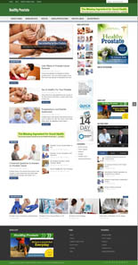 HealthyProstate puo Healthy Prostate Blog
