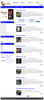 HighCtrWpTheme5 pdev High CTR Wordpress Theme #5