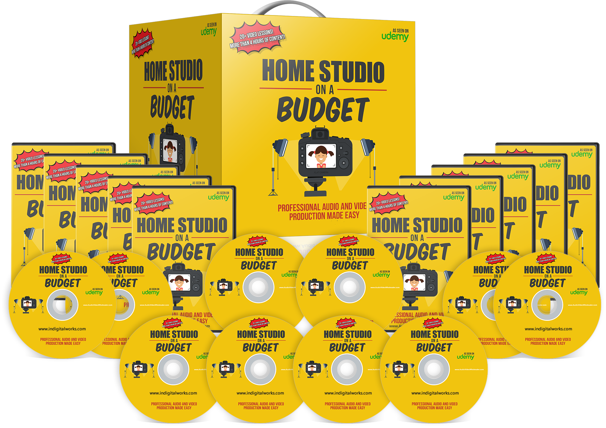 Home Studio On The Budget Home Studio On The Budget