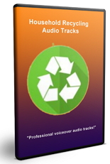 HouseholdRecycling plr Household Recycling Audio Tracks