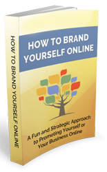 HowBrandYourselfOnline plr How to Brand Yourself Online