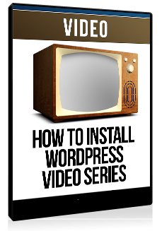 HowToInstallWordpress How To Install Wordpress