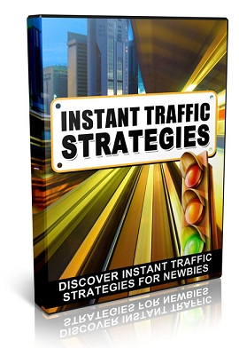 InstTrafficStrategies plr Instant Traffic Strategies